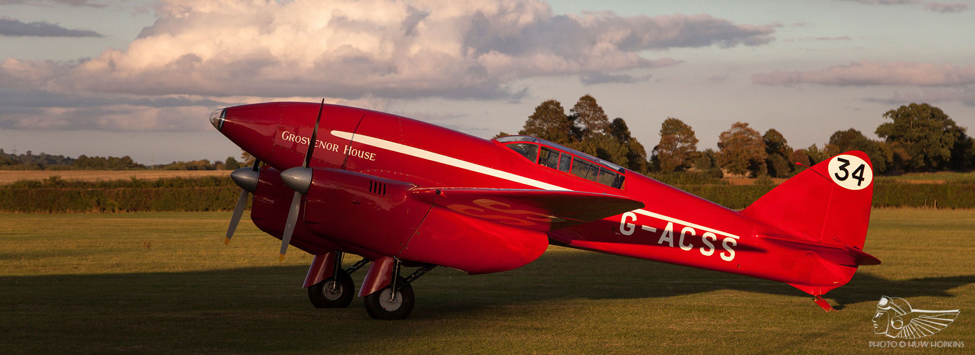 Shuttleworth Race Day 2016 honours aviation pioneers