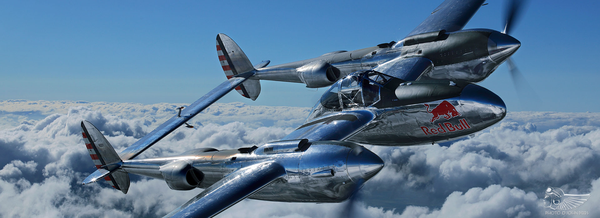 Raimund Riedmann on his love affair with the P-38 Lightning