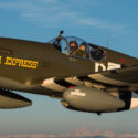 P-51B 'Berlin Express' begins transatlantic crossing