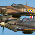 Shuttleworth's June Evening Airshow hailed as a classic