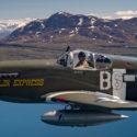 Crossing the Atlantic Ocean in P-51B Mustang 'Berlin Express'