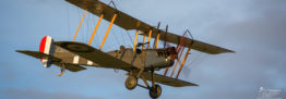 WWI Airshow comes good for Old Warden