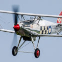 Hawker Fury K5674 returns to flight