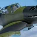 Modern impressions of the legendary Il-2 Sturmovik