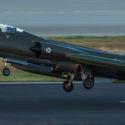 Flight testing Norway's restored CF-104D Starfighter