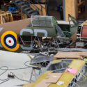 First flight in sight for Battle of Britain veteran Hurricane V7497