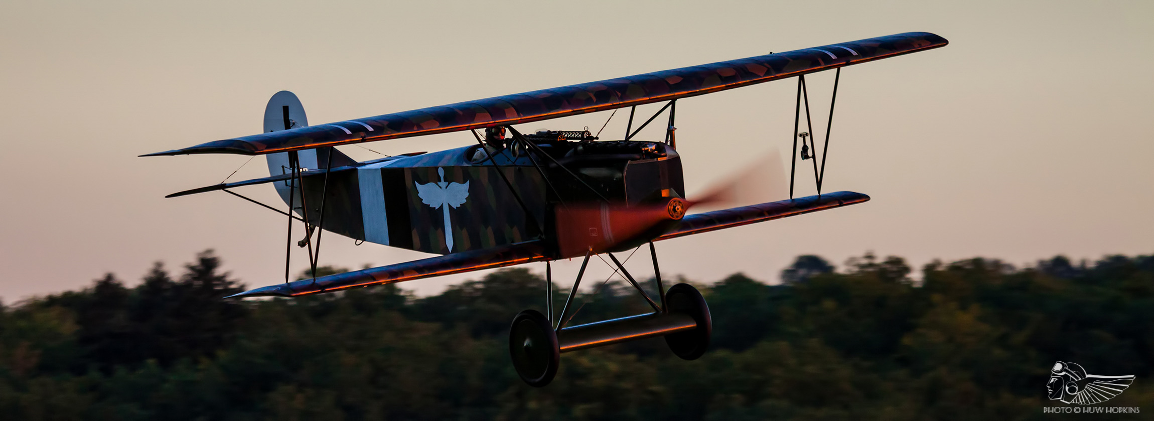 Recreating the Fokker D.VII