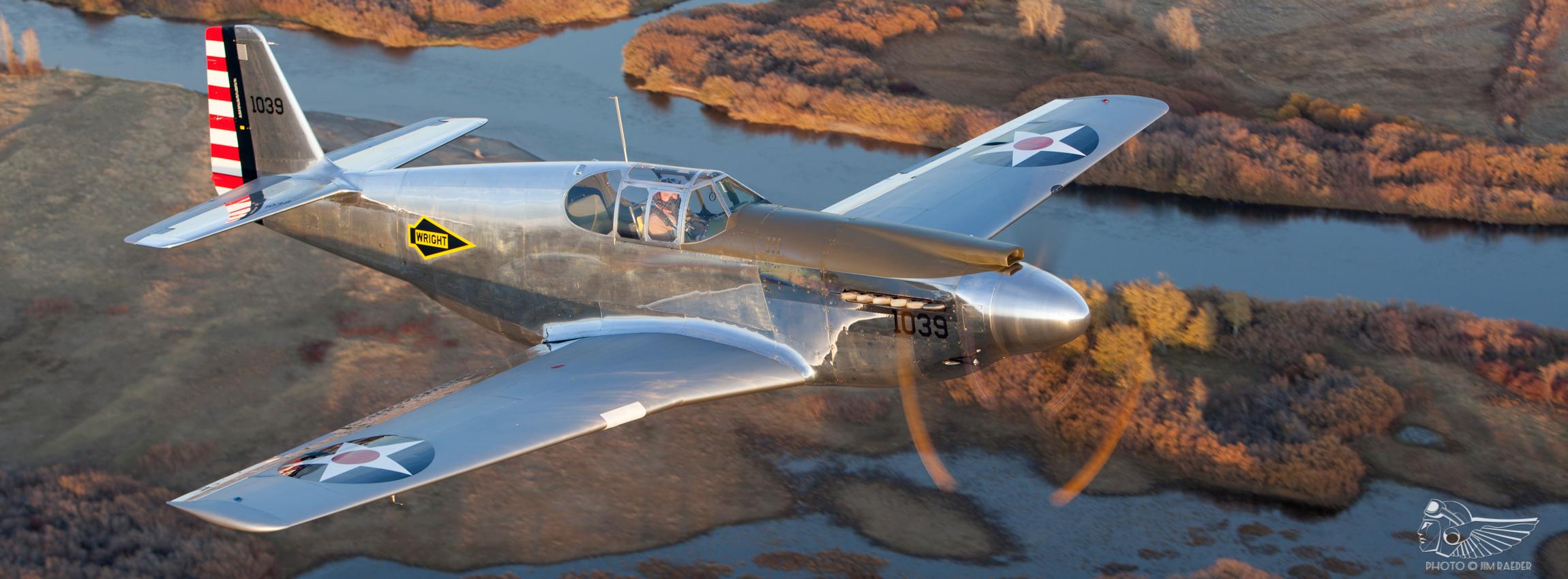 Restoration to Reno: John Muszala II on the XP-51 Mustang