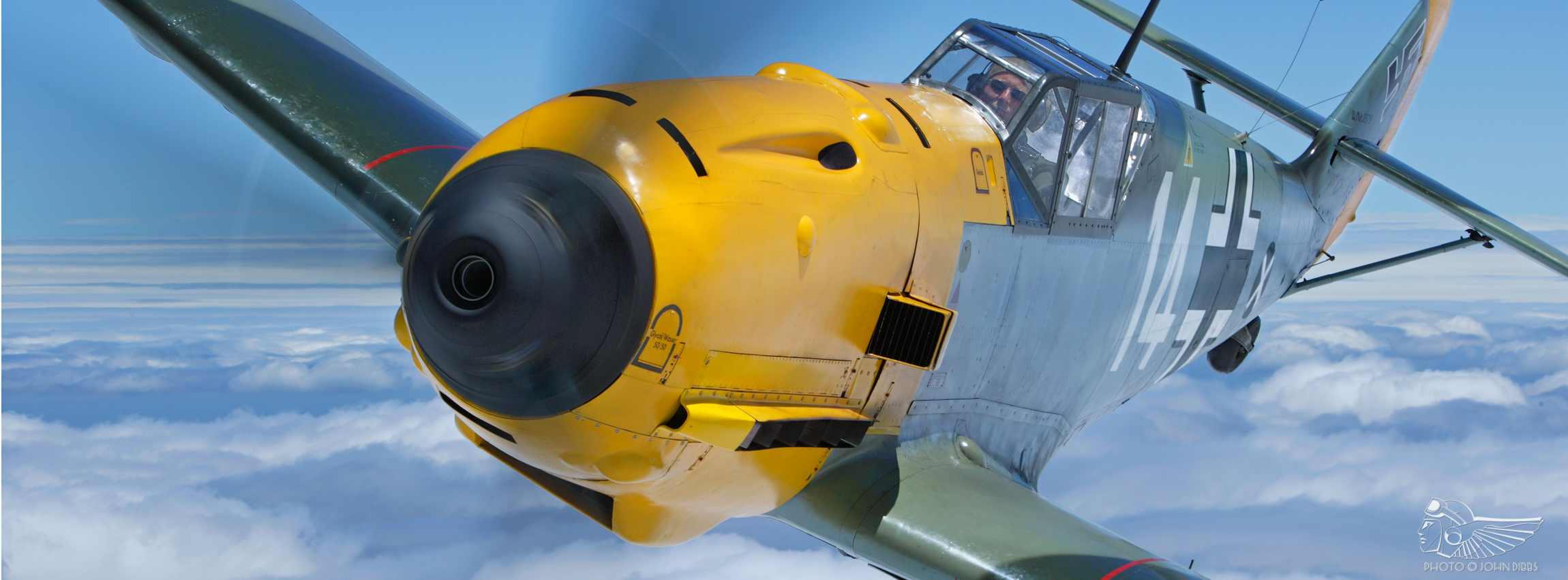 Mastering the 'Emil': John Romain on the Messerschmitt Bf 109E
