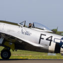 P-47 Thunderbolt returns to UK airshow scene