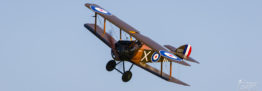 Test flying The Shuttleworth Collection's Sopwith Camel F.1
