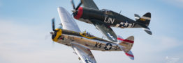 Lightnings & Thunderbolts headline scorching Planes of Fame Airshow