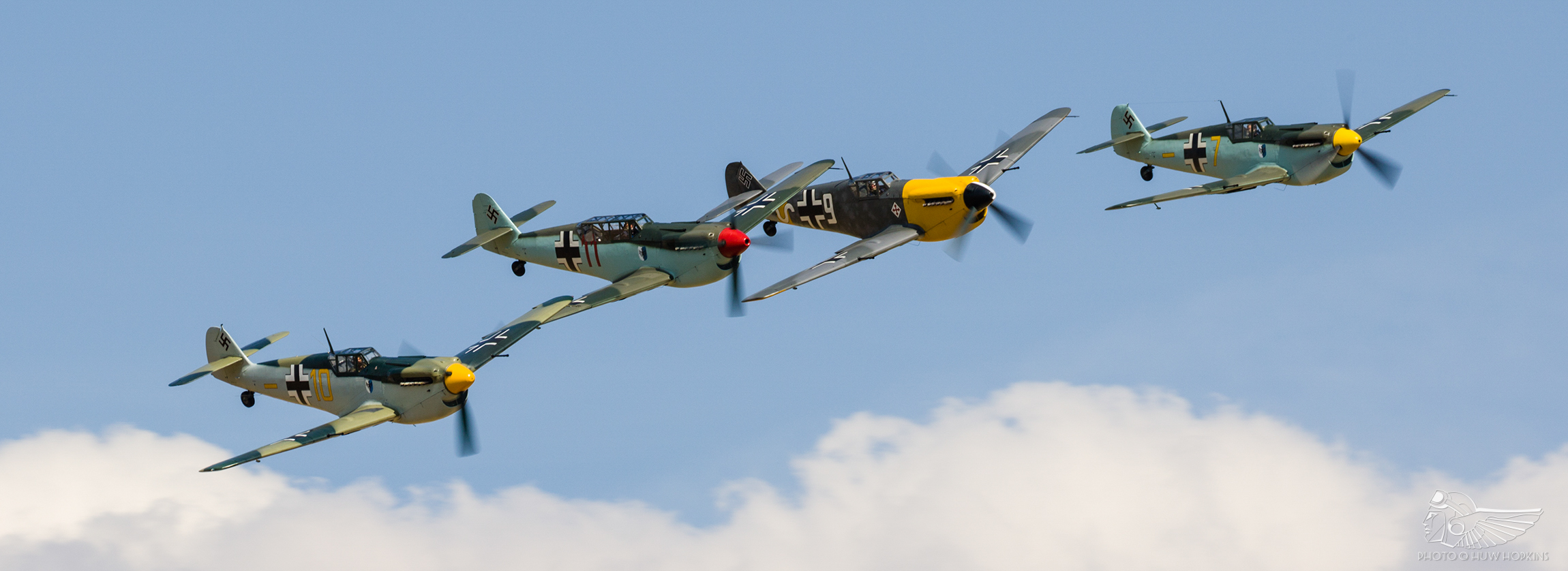 Flying Legends 2018