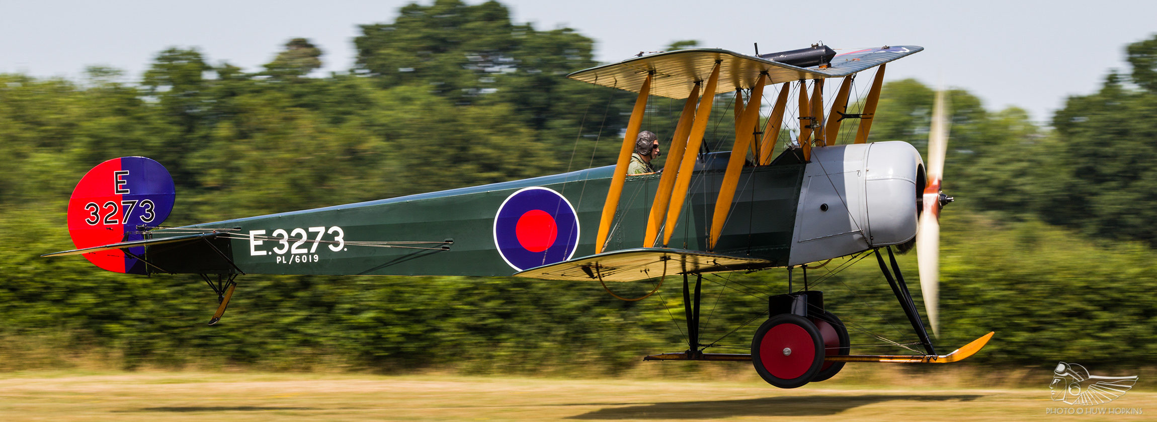Fourth time lucky for Shuttleworth Great War centenary show