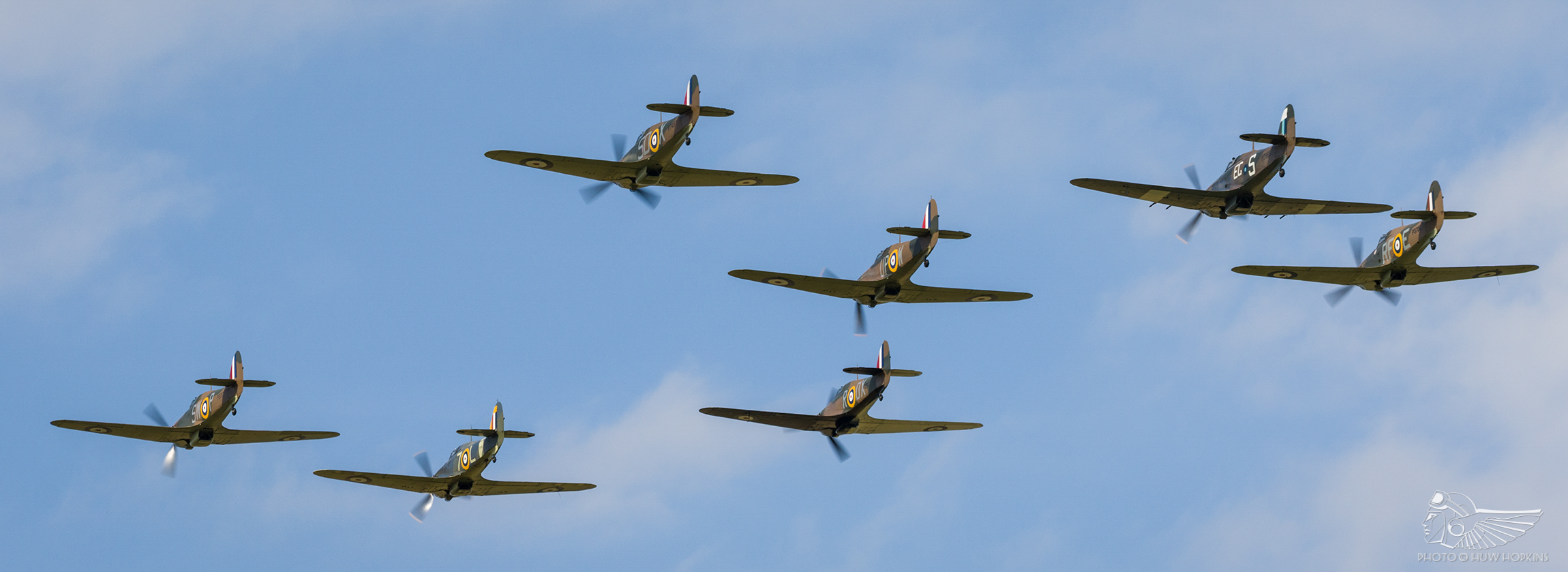 Historic Hurricane gathering headlines Military Airshow