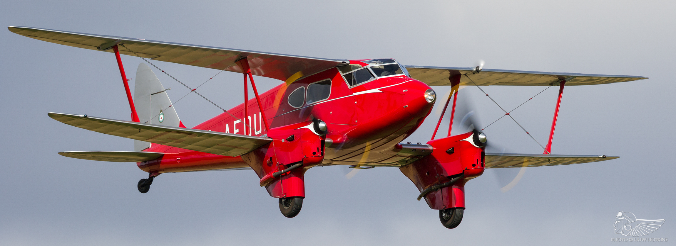 An afternoon with the de Havilland Dragonfly
