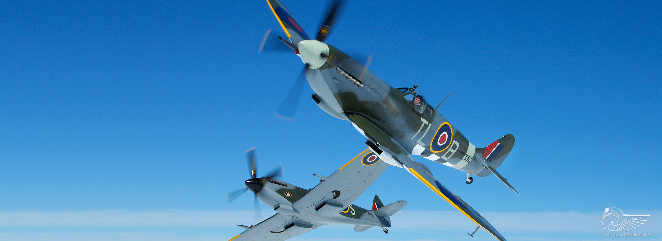 A History: Cliff Spink & the Spitfire