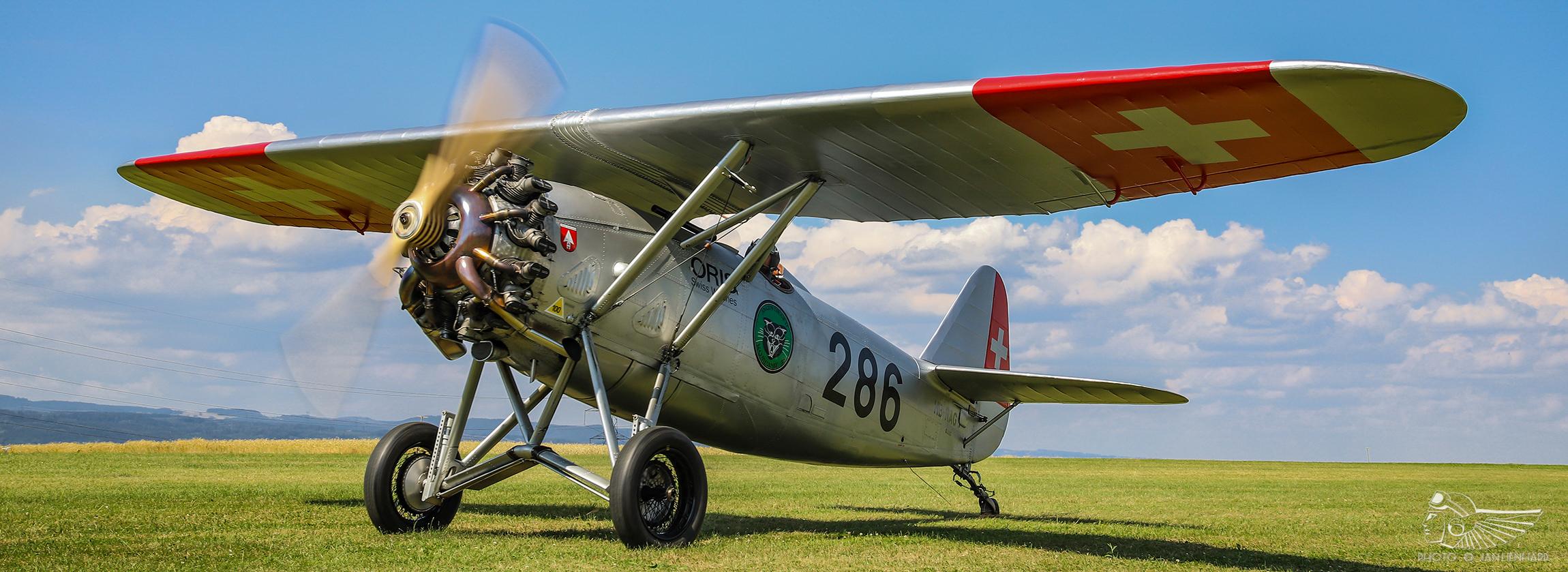 Flying the Dewoitine D.26: An interwar beauty as rare as Edelweiss