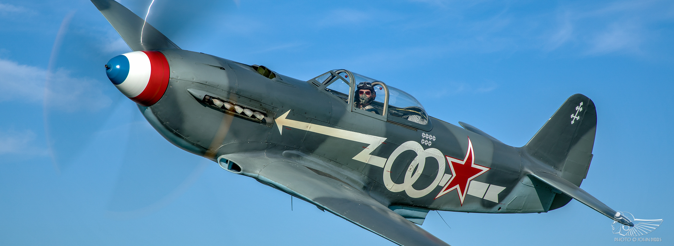 Yak-3: Flying one of the most potent piston fighters
