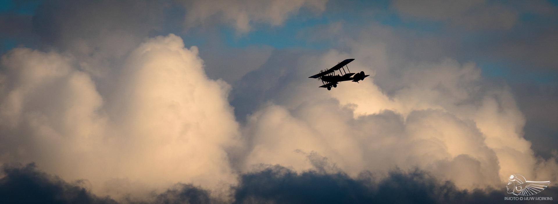 WWI Aviation Heritage Trust reveals ambitious expansion plans