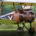 Shuttleworth Camel makes maiden flight