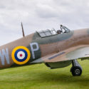 3 Hurricanes for Old Warden