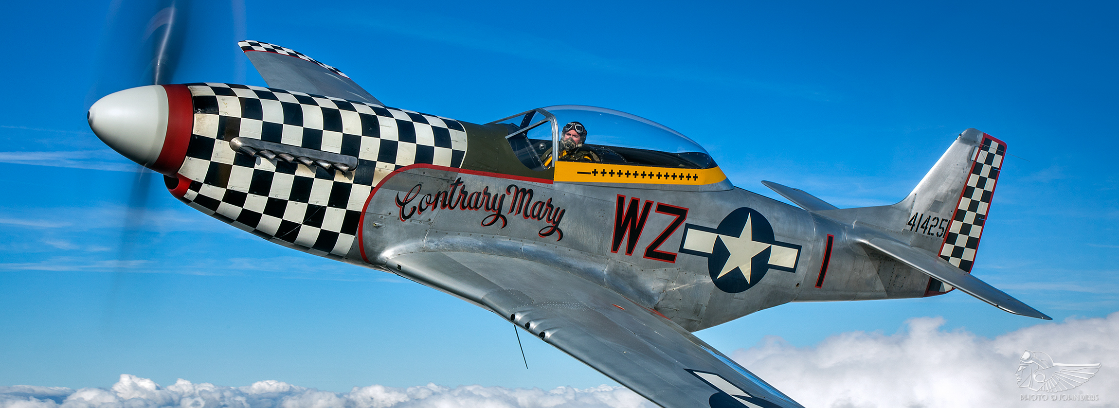 North American TF-51D Mustang Contrary Mary
