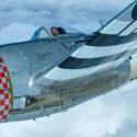 Richard Grace on flying P-47D Thunderbolt 'Nellie B'