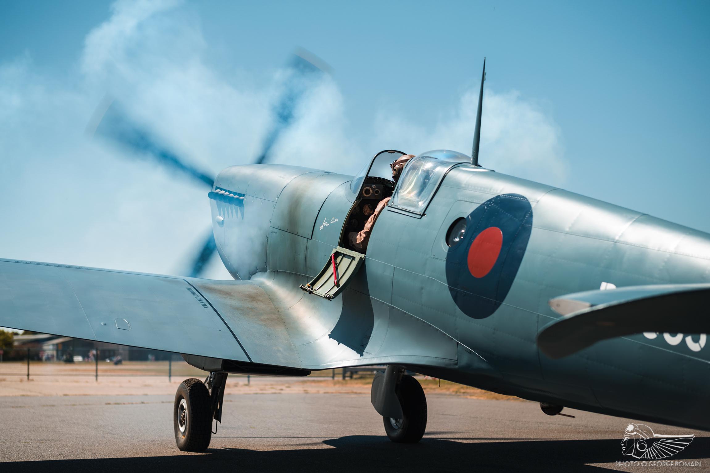 A History: John Romain and Spitfire PR XI PL983 | The Vintage